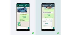 WhatsApp – Pagamento e Transferência via aplicativo