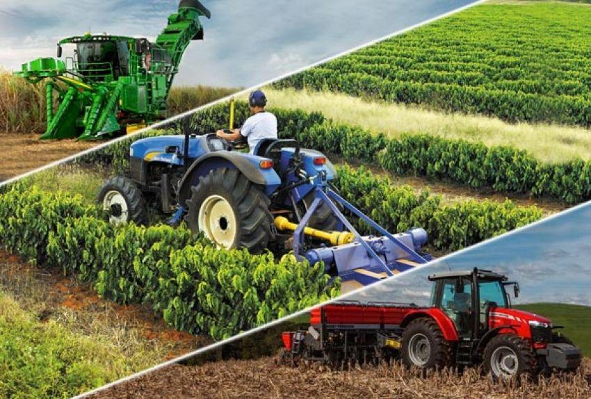 Financiamento de máquinas agrícolas