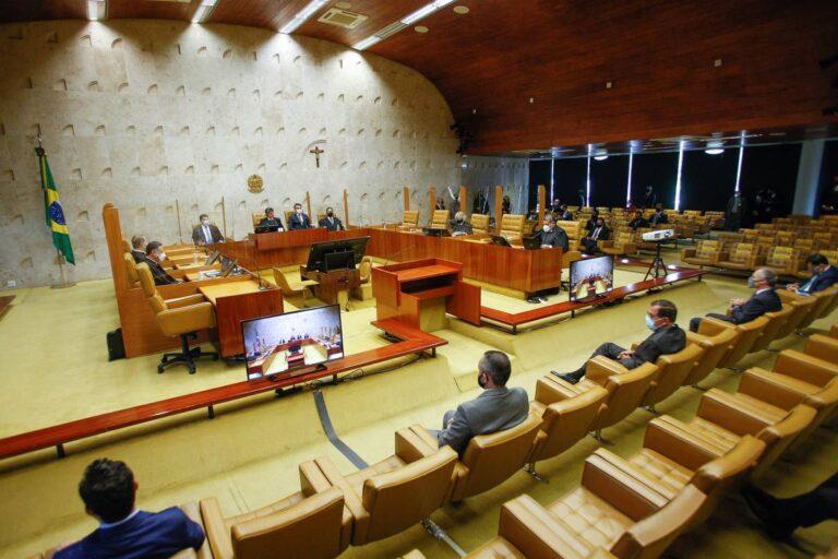 STF inicia debate sobre a Lei Estadual nº 20.276/2020